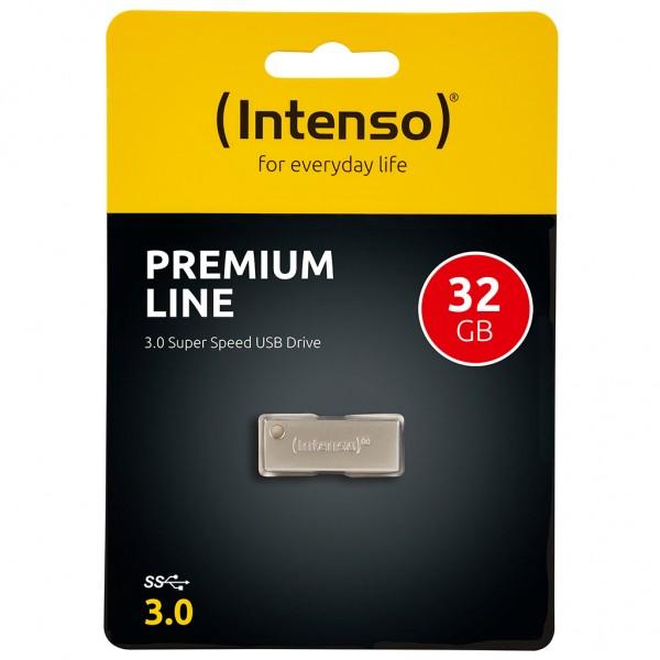 Intenso Premium Line 32 GB USB Stick USB 3.0 SUPERSPEED