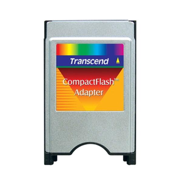 Transcend PCMCIA Adapter CF Type I auf PC Card