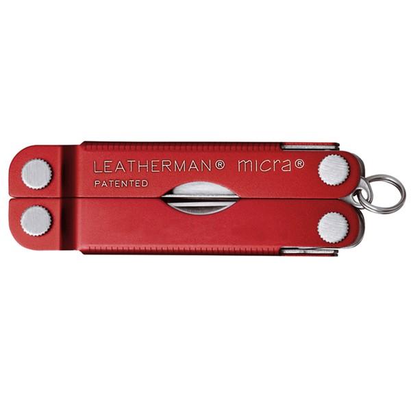 LEATHERMAN MICRA Rot Multifunktionswerkzeug