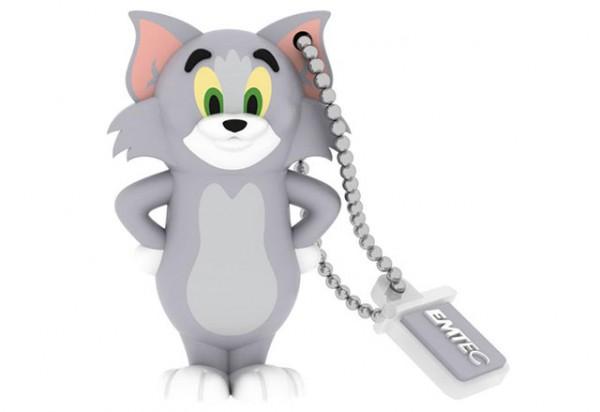 USB Stick 8GB Emtec Tom & Jerry (Tom) - ECMMD8GHB102