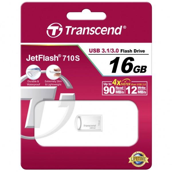 Transcend Jetflash 710S USB 3.1 / 3.0 16 GB TS16GJF710S