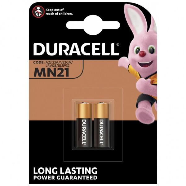 DURACELL 2er Blister Batterie Alkaline V23GA / MN21 12V