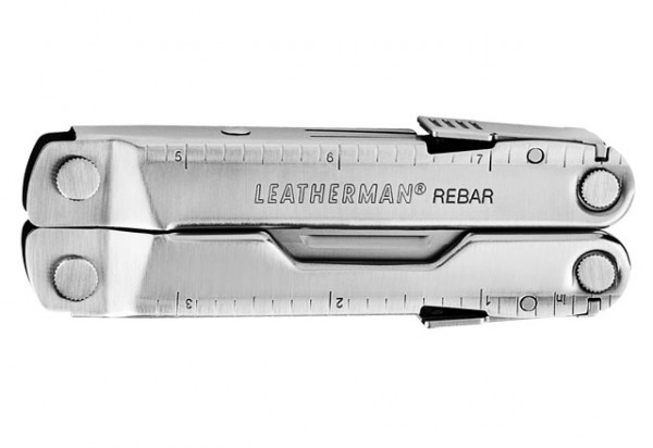LEATHERMAN REBAR Silber Multifunktionswerkzeug