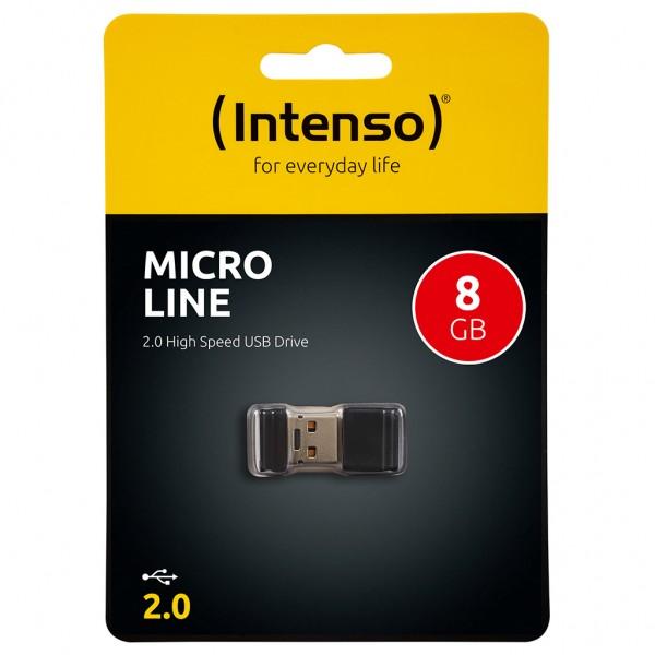 Intenso Micro Line 8 GB USB Stick 2.0