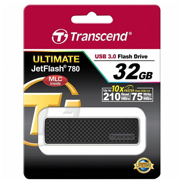 Transcend JetFlash 780 32GB USB 3.0 Stick TS32GJF780