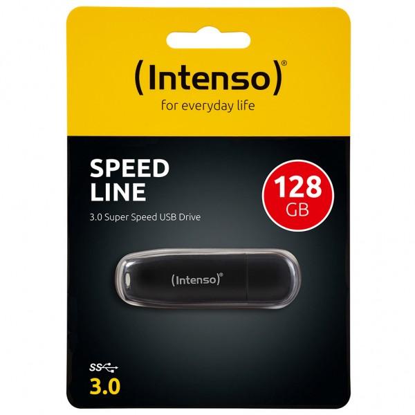 Intenso Speed Line 128 GB USB Stick USB 3.0 SUPERSPEED