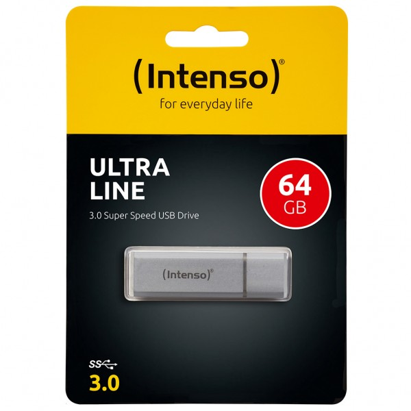 Intenso 64 GB Ultra Line USB 3.0 Stick