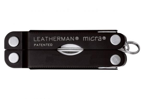 LEATHERMAN MICRA Schwarz Mulitfunktionswerkzeug