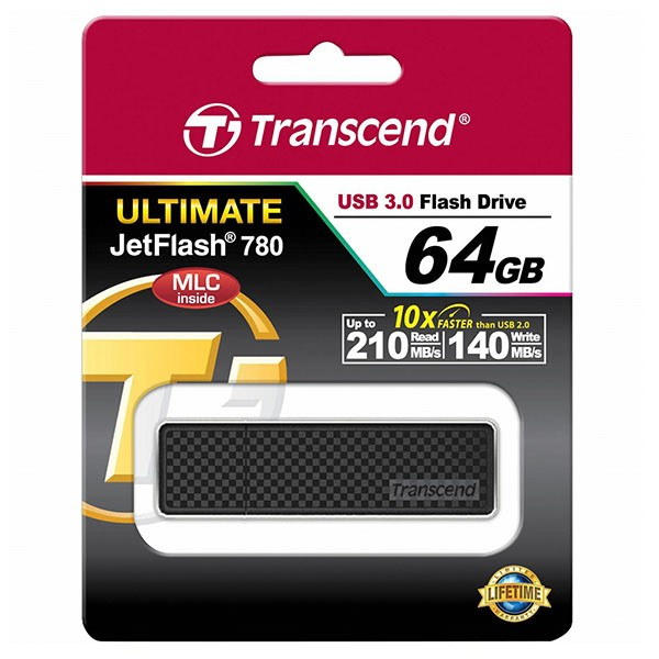 Transcend JetFlash 780 64GB USB 3.0 Stick TS64GJF780