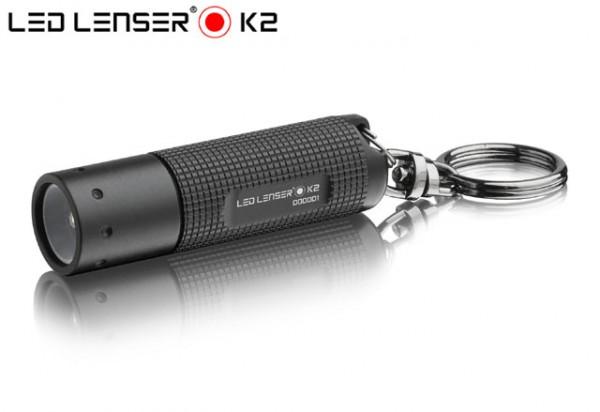 LED LENSER K2 - LED-Taschenlampe von Zweibrüder