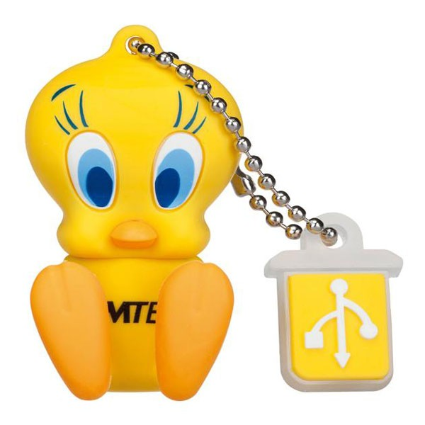 EMTEC USB FlashDrive 8GB Looney Tunes (Tweety)