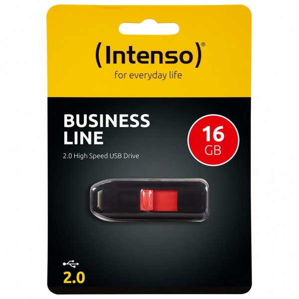 Intenso Business Line USB Stick 16 GB