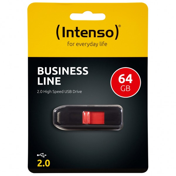 Intenso Business Line USB Stick 64 GB