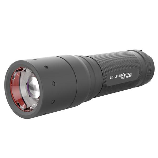 LED LENSER TT High Performance LED-Taschenlampe von Zweibrüder 9804