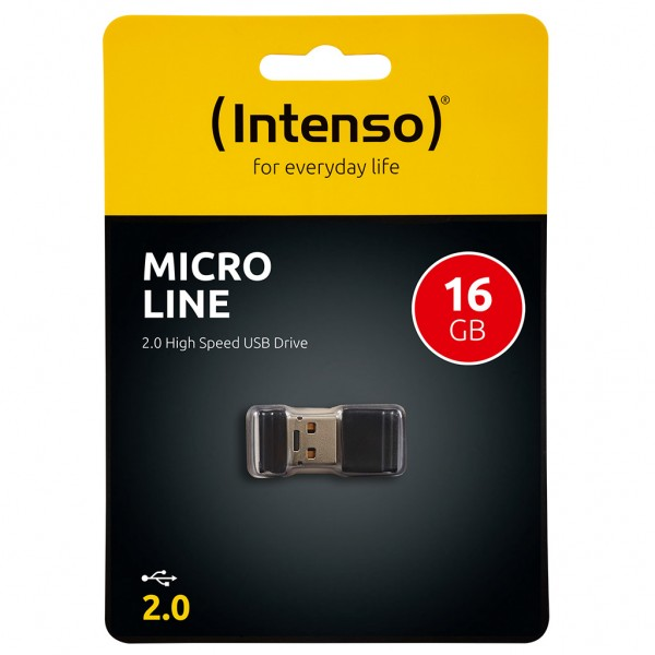 Intenso Micro Line 16 GB USB Stick 2.0
