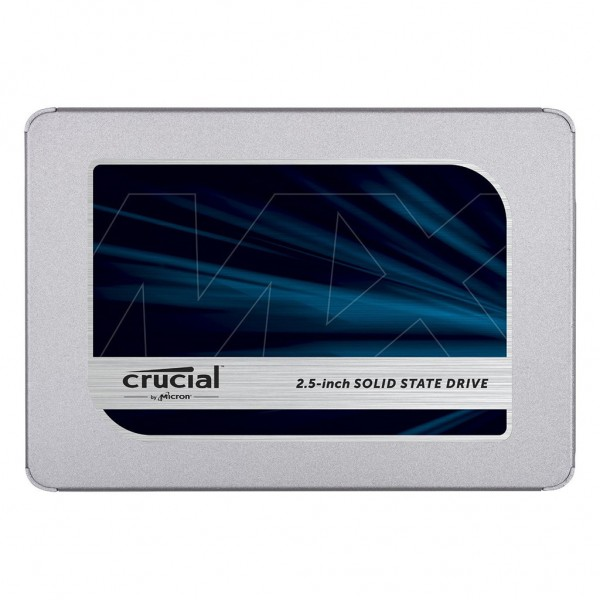 """Crucial MX500 SSD 2,5"""" 2 TB SATA III Festplatte"""