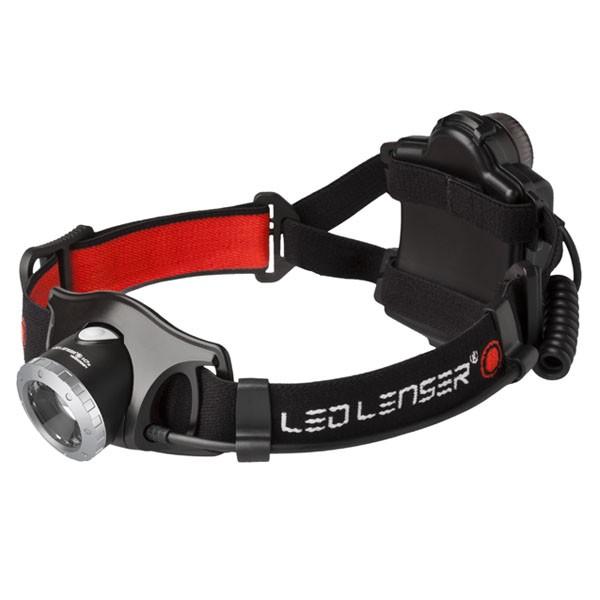 LED LENSER H7.2 - LED Stirnlampe von Zweibrüder