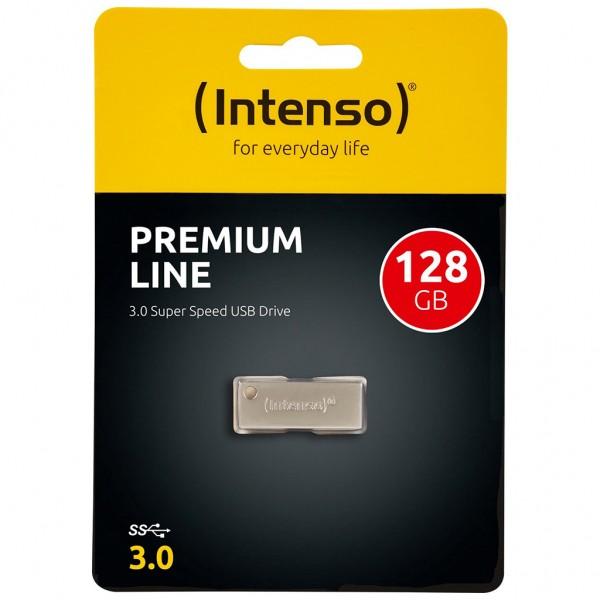 Intenso Premium Line 128 GB USB Stick USB 3.0 SUPERSPEED