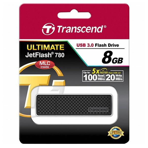 Transcend JetFlash 780 8GB USB 3.0 Stick TS8GJF780