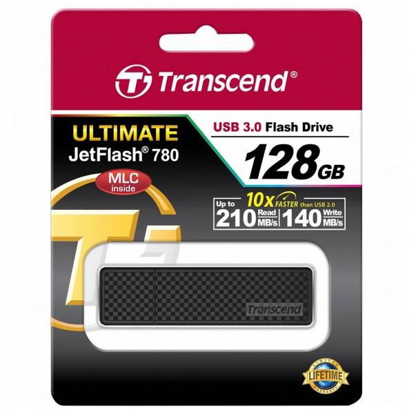 Transcend JetFlash 780 128GB USB 3.0 Stick TS128GJF780