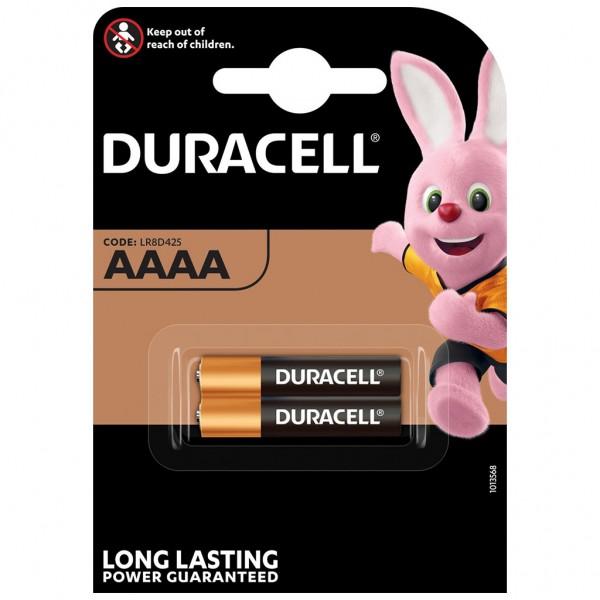 DURACELL 2er Blister Batterie Alkaline Mini AAAA LR8D425 1.5V Ultra Power