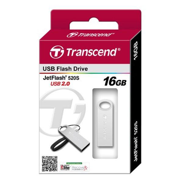 Transcend JetFlash 520S 16 GB USB 2.0 TS16GJF520S