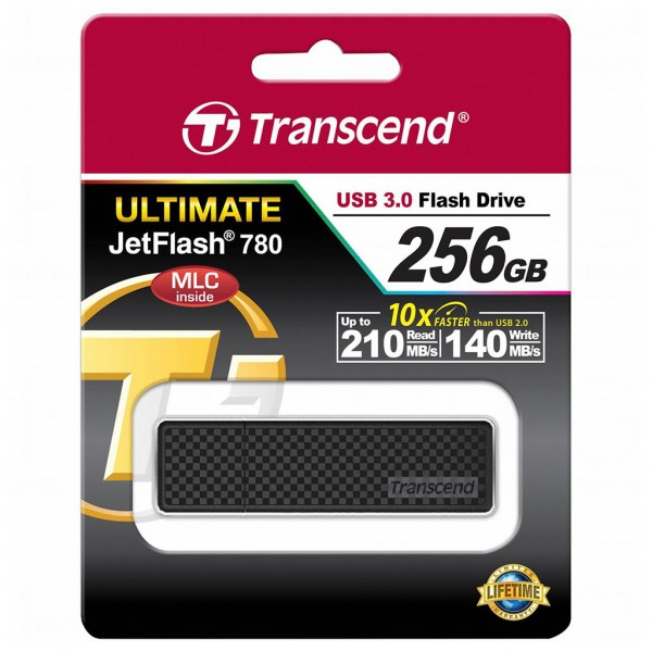 Transcend JetFlash 780 256GB USB 3.0 Stick TS256GJF780