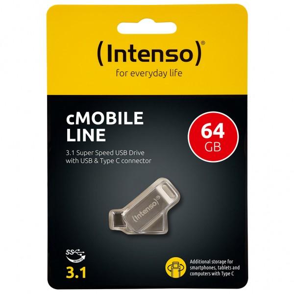 Intenso cMobile Line Type C 64 GB USB Stick 3.0