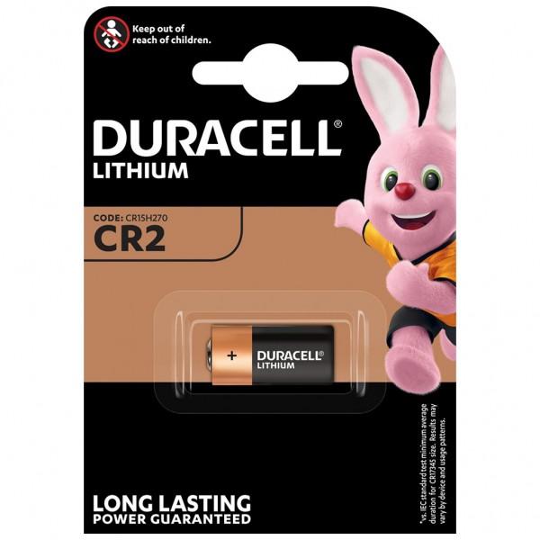 DURACELL 1er Blister Batterie Lithium CR2 3V