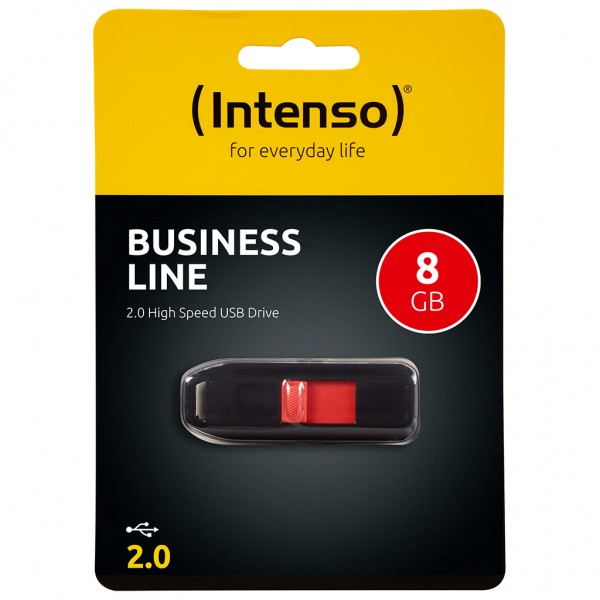 Intenso Business Line USB Stick 8 GB