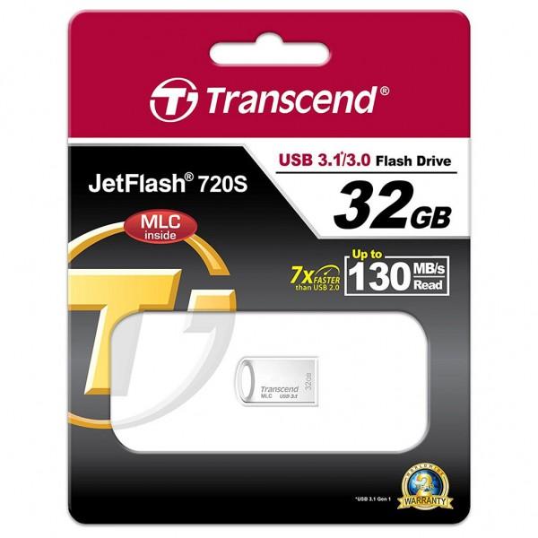 Transcend JetFlash 720S USB 3.1 / 3.0 32 GB TS32GJF720S