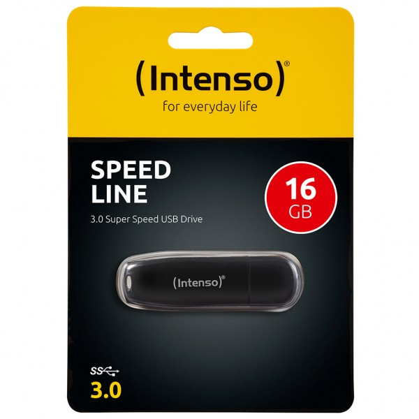 Intenso Speed Line 16 GB USB Stick USB 3.0 SUPERSPEED