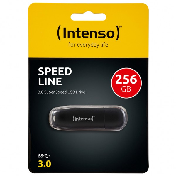 Intenso Speed Line 256 GB USB Stick USB 3.0 SUPERSPEED