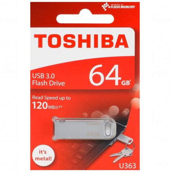 Toshiba USB FlashDrive U363 USB 3.0 64 GB TransMemory