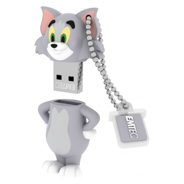 EMTEC USB Stick 16 GB Tom & Jerry (Tom) - ECMMD16GHB102