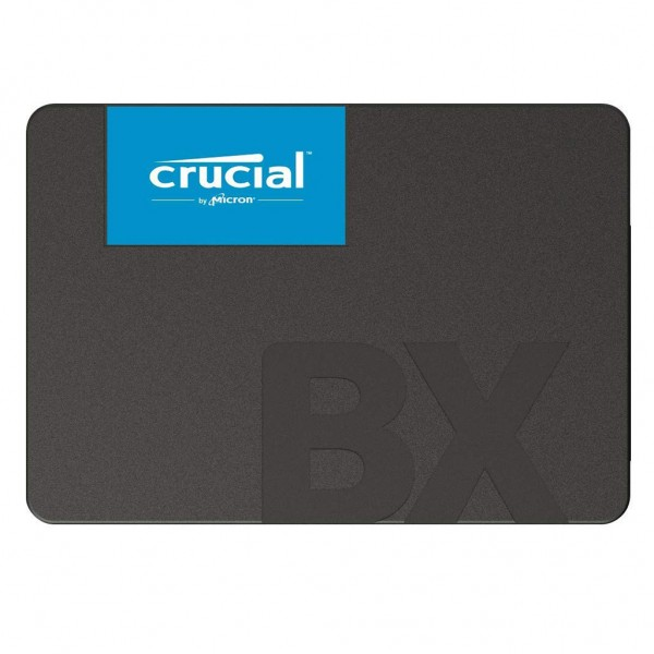 "Crucial BX500 SSD 2,5"" 240 GB SATA III Festplatte"