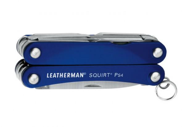 LEATHERMAN SQUIRT PS4 Blau Multifunktionswerkzeug